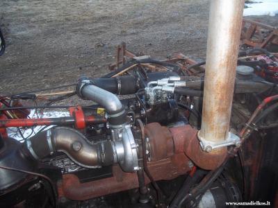 Ремонт турбины мтз 892 своими руками